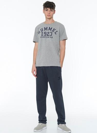 Hummel Erkek Tişört Pake 910430-2848 Gri